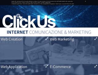 clickus.it screenshot