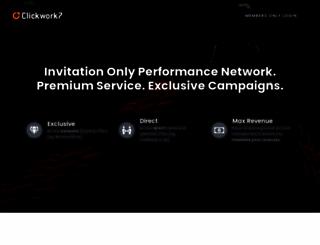 clickwork7.com screenshot