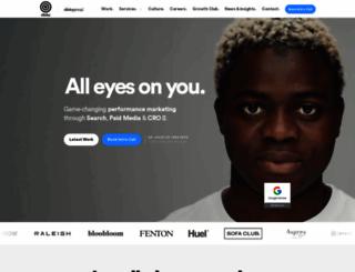 clicky.co.uk screenshot