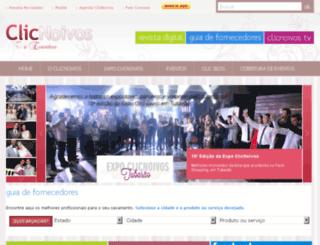 clicnoivos.com.br screenshot
