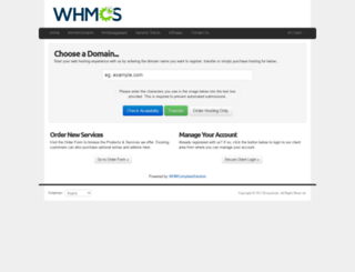 client.ecomclouds.com screenshot