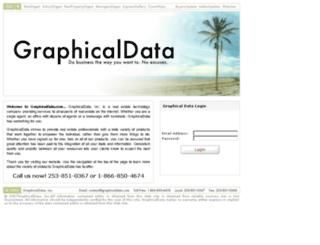 client.graphicaldata.com screenshot