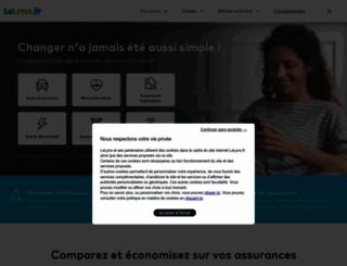 client.lelynx.fr screenshot