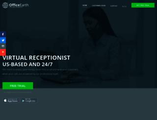 client.officeearth.com.au screenshot