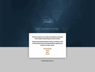 client.strategiccoach.com screenshot