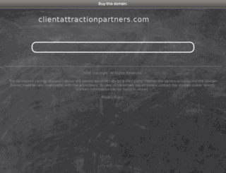 clientattractionpartners.com screenshot