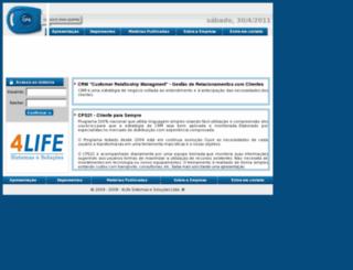 clienteparasempre.com.br screenshot