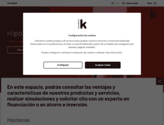clientes.kutxabank.es screenshot