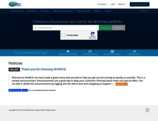 clientescianet.com.br screenshot