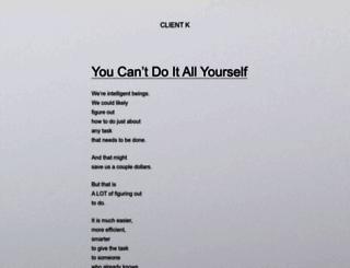 clientk.com screenshot