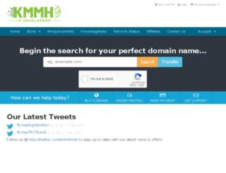 clients.kmmh.net screenshot