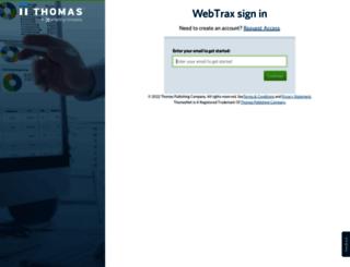 clients.webtraxs.com screenshot