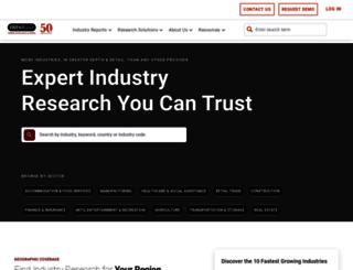 clients1.ibisworld.com.au screenshot