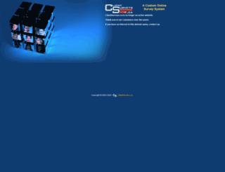 clientsurveys.ca screenshot
