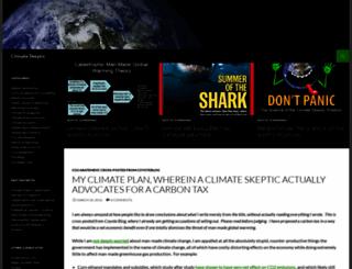 climate-skeptic.com screenshot