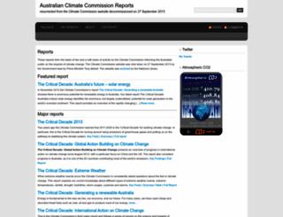 climatecommission.files.wordpress.com screenshot