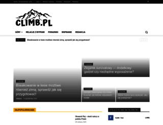 climb.pl screenshot