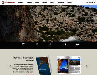 climbkalymnos.com screenshot