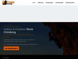 climbmagazine.com screenshot