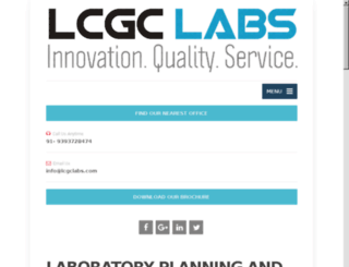 clinicallaboratoryconsulting.in screenshot