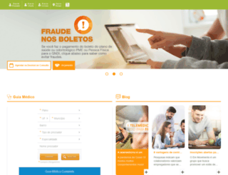 clinipam.com.br screenshot