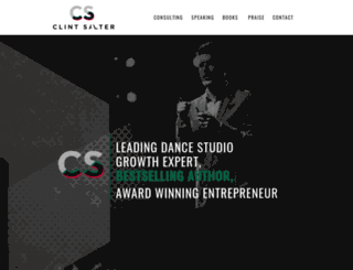 clintsalter.com screenshot