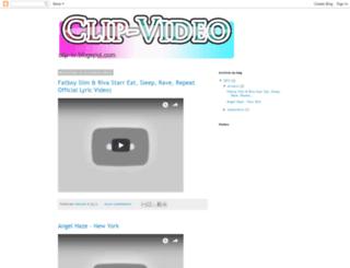 clip-tv.blogspot.com screenshot