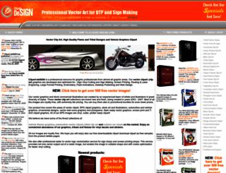 clipart-design.com screenshot