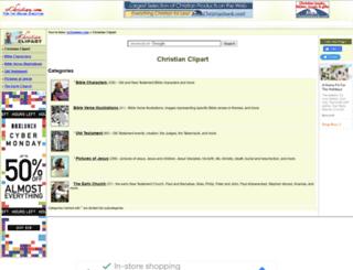 clipart.ochristian.com screenshot