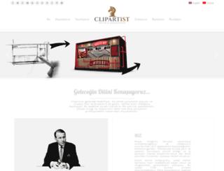 clipartist.com.tr screenshot