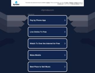 clipmoba.com screenshot