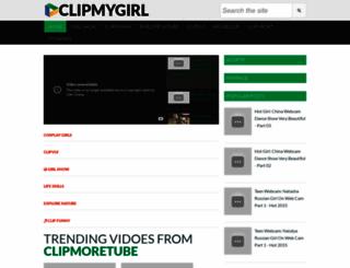 clipmygirl.blogspot.com screenshot