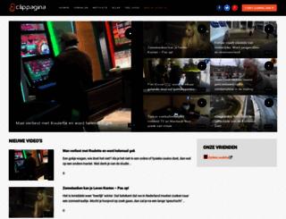 clippagina.nl screenshot