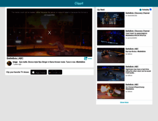 clippituser.tv screenshot