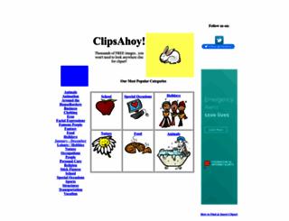 clipsahoy.com screenshot