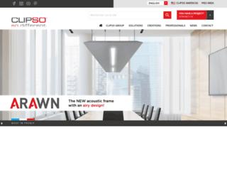 clipso.com screenshot