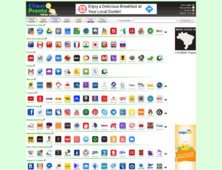 cliqueepronto.com.br screenshot