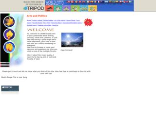 clk890.tripod.com screenshot