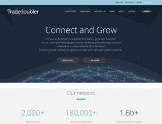 clkde.tradedoubler.com screenshot