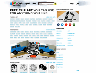 clker.com screenshot