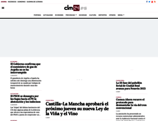 clm24.es screenshot