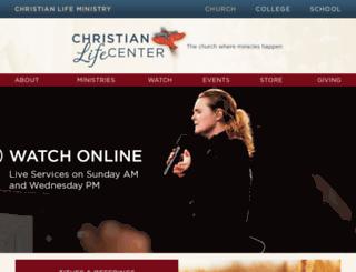 clministry.com screenshot