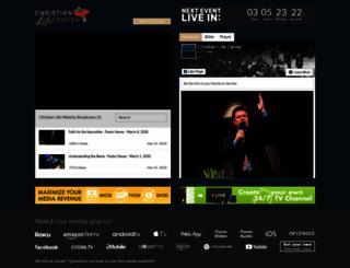 clministry.lightcast.com screenshot