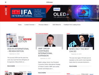cln-online.org screenshot