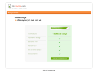 clnyourpc.com screenshot