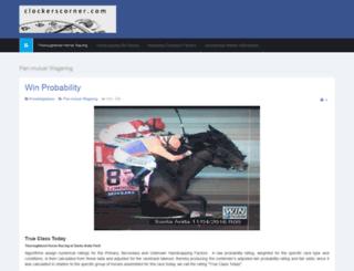 clockerscorner.com screenshot