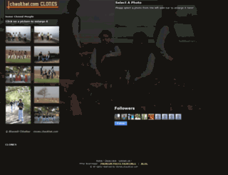 clones.chaukhat.com screenshot