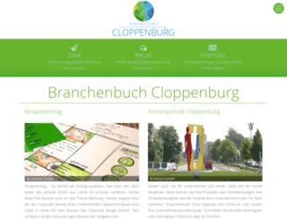 cloppenburg-links.de screenshot