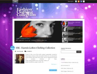 clothing-store-online.blogspot.com screenshot