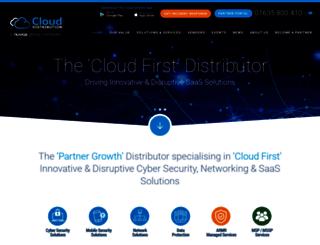 cloud-distribution.com screenshot